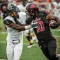 The Louisville Cardinals are one of the favorites entering the 2017 college football futures season. Flickr/http://bit.ly/1JQEsfA