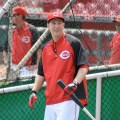 Todd Frazier is the favorite in the upcoming Home Run Derby. Flickr/http://bit.ly/1L4KKK4