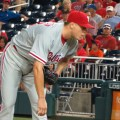 Jonathan Papelbon's trade to the Washington Nationals is a boon for fantasy baseball owners. Flickr/Matthew Straubmuller/http://bit.ly/1OApn2R