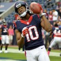 DeAndre Hopkins will guide Houston to another victory in the week 9 Survivor Pool. Flickr/http://bit.ly/1JDHBw9