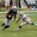 The Oakland Raiders face an over/under of 5.5 wins this season. Flickr/http://bit.ly/1IAm485/June Rivera