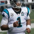 Quarterback Cam Newton should be avoided as a top-flight fantasy football option in 2018. Flickr/http://bit.ly/1G1r1FZ/Keith Allison
