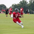 Julio Jones offers a consistent option as wide receiver in fantasy football. Flickr/http://bit.ly/1KRQWB9