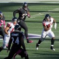 Devonta Freeman should bounce back in the week 6 fantasy football start 'em, sit 'em guide. Flickr/http://bit.ly/1PgVpDY