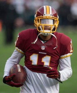 The Washington Redskins should top your week 4 Survivor pool. Flick/http://bit.ly/1NNUHvU/Keith Allison