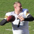 Ben Roethlisberger should help Pittsburgh as one of the week 12 quarterbacks to start. Flickr/http://bit.ly/1iAQv7r/Jeffrey Beall