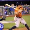 Jose Altuve is the best bet at second base. Flickr