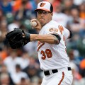 Kevin Gausman offers a nice opportunity at getting two quality starts in week 4 of the fantasy baseball season. Flickr/Keith Allison