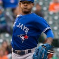 Marcus Stroman has created some concerns as a starting pitcher in fantasy baseball. Flickr/Keith Allison