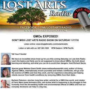 Lost Arts radio show