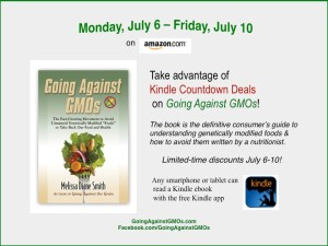 GoingAgainstGMOs Countdown deal