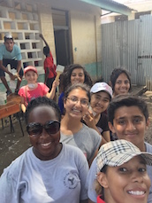 Academy Fellow leads MYP community service