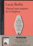 Manual para mujeres de la limpieza, de Lucia Berlin