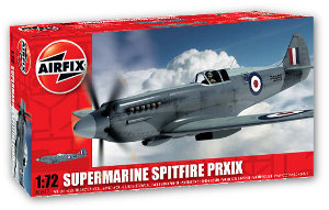 Airfix shows off their new style of box art- looks great!