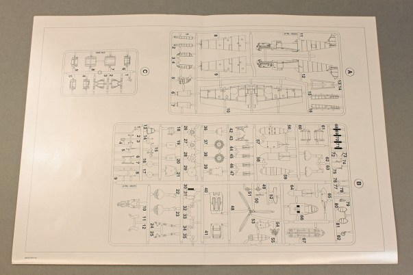 Parts Map