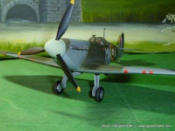 Spitfire IIa 008