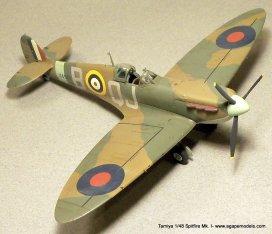 Tamiya-1-48-Spitfire-MkI-4