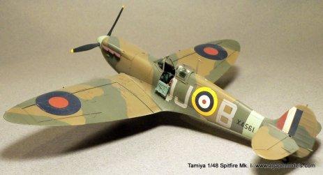 Tamiya-1-48-Spitfire-MkI-7