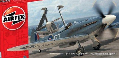 airfix-seafire-XVII-01