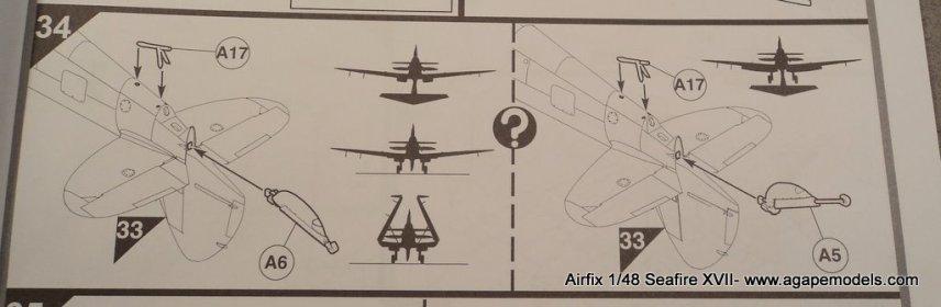 airfix-seafire-XVII-30