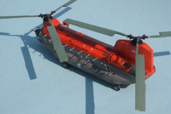 4 Ch-47 Chinook FAA H-93 upper port rear