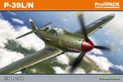 Eduard's 1/48 P-39L/N Airacobra box art