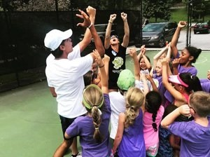Junior Monster Smash Tennis Event at DeKalb Tennis Center