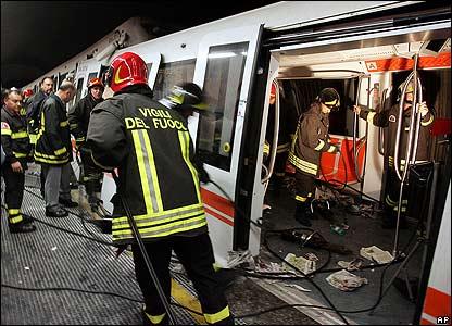 Metro Crash