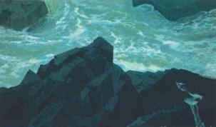東山魁夷「潮音」