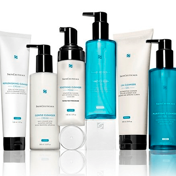 SkinCeuticals advanced skincare - cleanse hud