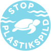 Stop plastikspild badge