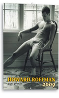calendrier de nu masculin 2009