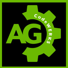 Welcome to AG_codeWERKS