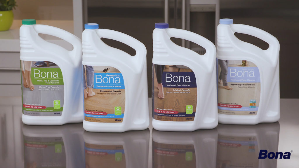 why bona floor cleaning products are
