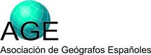AGE – Asociación de Geógrafos Españoles