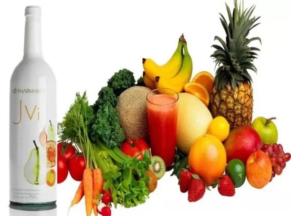 suc natural cu vitamine si minerale naturale