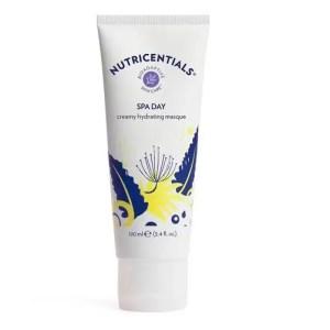 Mască pentru fată - Creamy Hydrating Masque - Nutricentials SPA Day