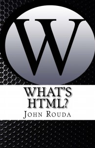 What's HTML