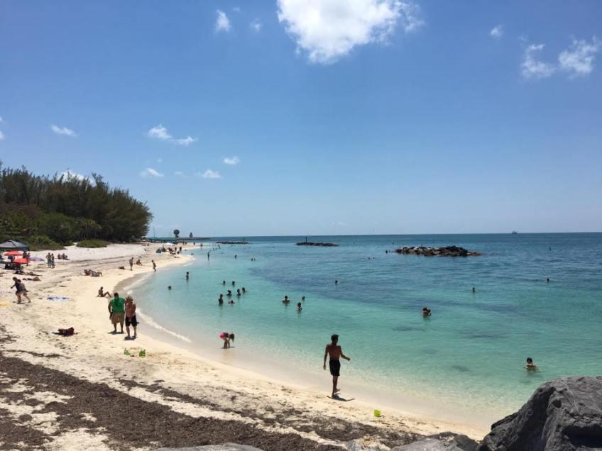 Key West Fort Zachary Taylor Beach