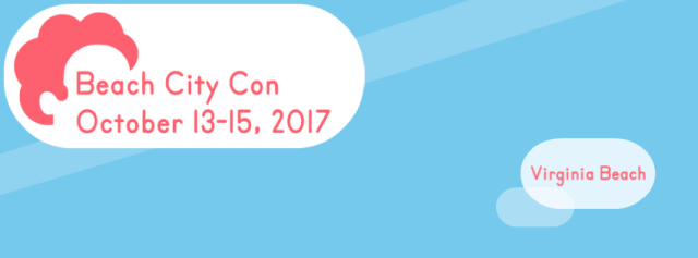 Saga Event Planning Beach City Con 2017