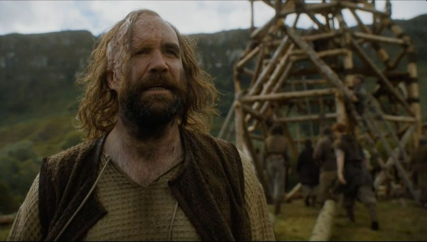 this week on the geekiary game of thrones sandor clegane