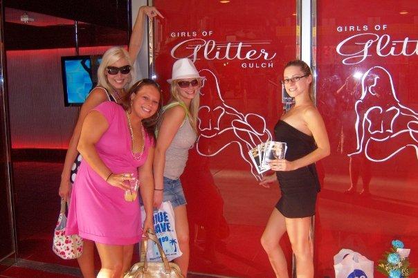 Las Vegas September 2008 Fremont Street