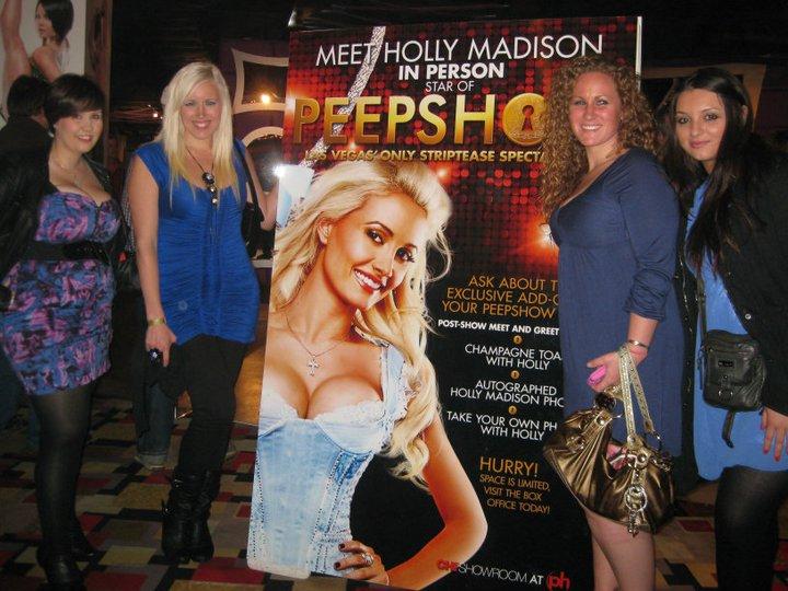Las Vegas December 2010 Peepshow