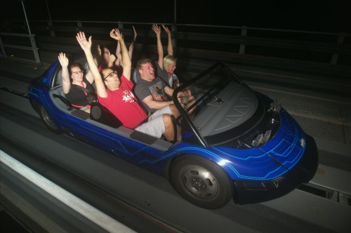 Walt Disney World EPCOT Test Track