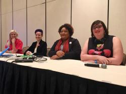 ClexaCon Queer Representation in Steven Universe Panel