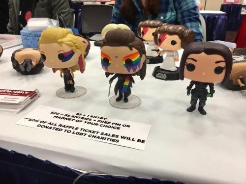 ClexaCon Custom Pops