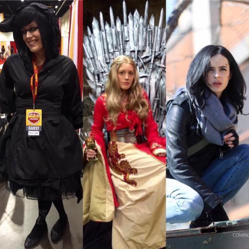 megacon tampa bay 2017 cosplay toothless cersei lannister jessica jones tara lynne a geek saga