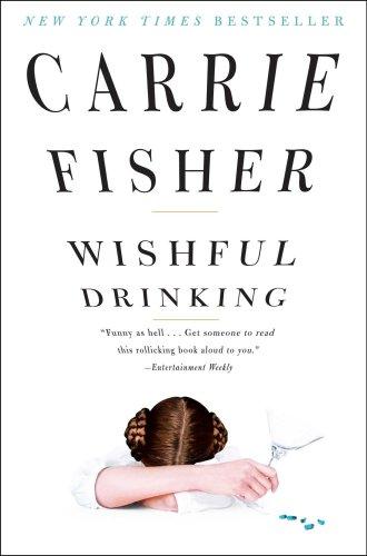 ageeksaga giveaway wishful drinking carrie fisher
