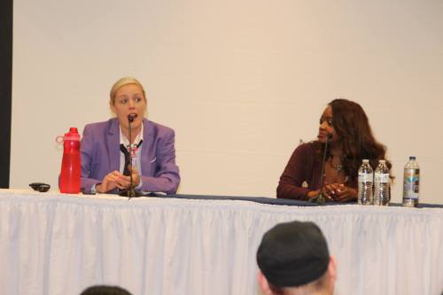 geek saga podcast episode 8 kimberly brooks beach city con