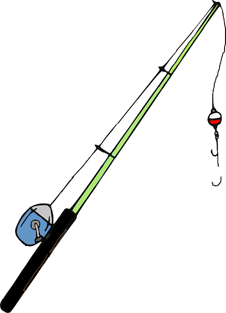 Fishing rod. Have a hobby